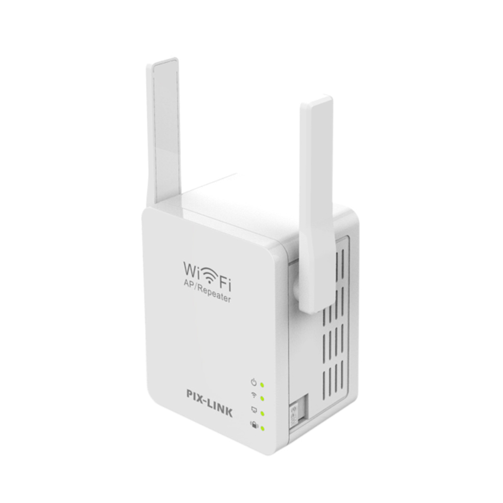 LV-WR05U Original Wireless Wifi Repeater 300mbps Universal Range Wireless Router With 2 Antennas AP Router Extender Mode