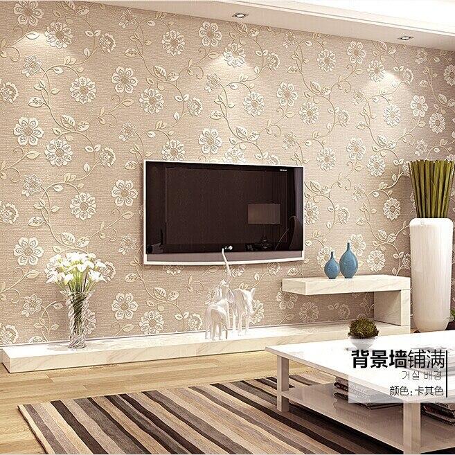 US $20.15 35% OFF|2015 begrenzte Tapete Tapeten Europäischen Damaskus 3d  Stereoskopischen Starke Hintergrund Wand Papier Die Wohnzimmer ...
