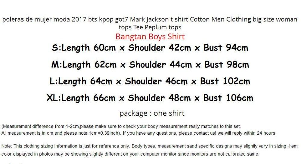 US $44 98 |Kpop Shirt Got7 Mark Jackson T Shirt Summer Kpop Clothing  Bangtan Boys Woman Tops Tee Peplum Top on Aliexpress com | Alibaba Group