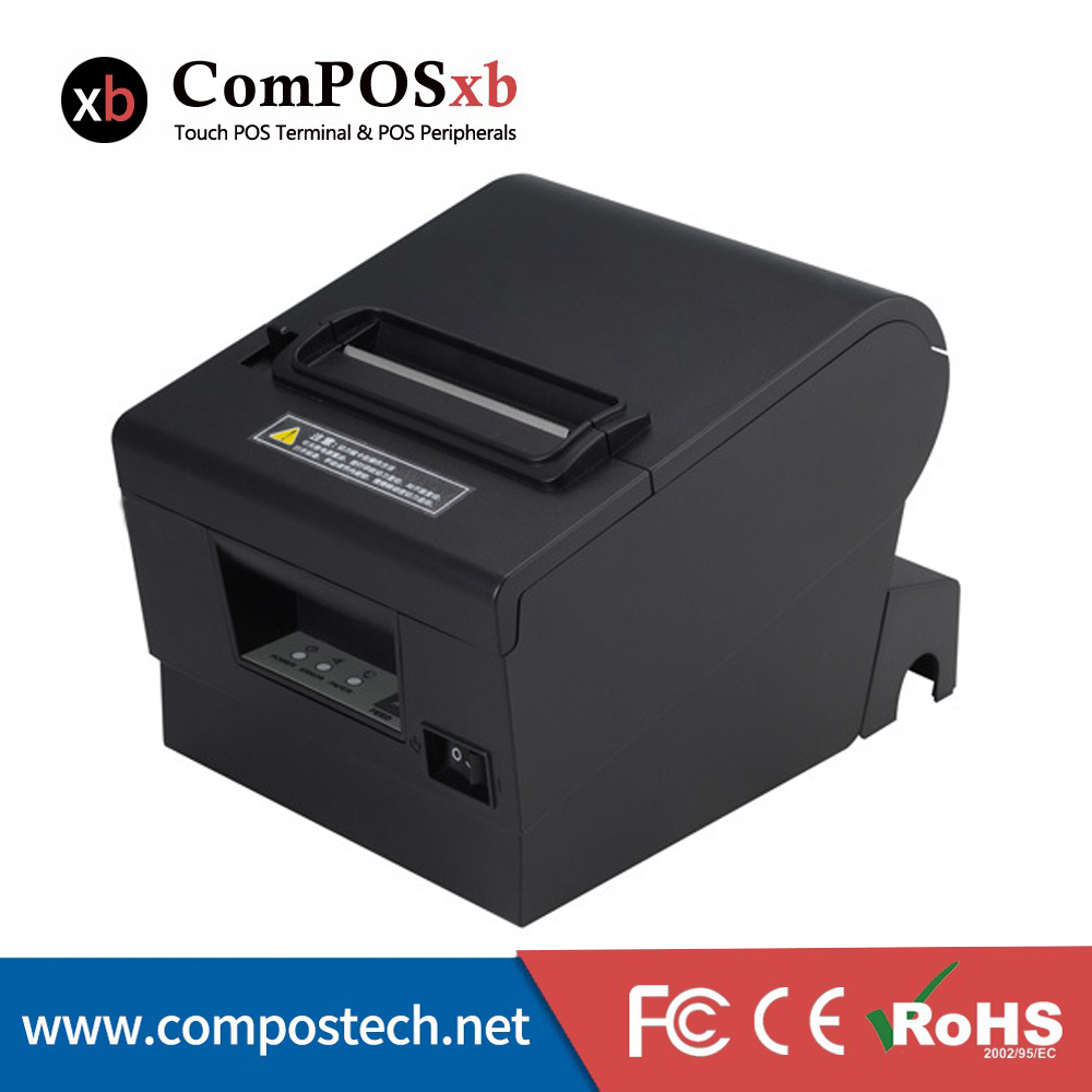 Selling compos 80mm thermal printer POS-80-v printer driver used in restaurant receipt software ангельские глазки 80 mm