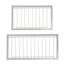 Removable Catching-Bar Birds-Supplies Bars-Frame Curtain Trapping-Doors Loft Metal-Wire