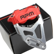 Cheapest prices RPM motor For Yamaha Pit Bike Motorcycle Scooter 30mm Core Fork Brake Calipers+200mm / 220mm Disc Brake Pump Adapter Bracket