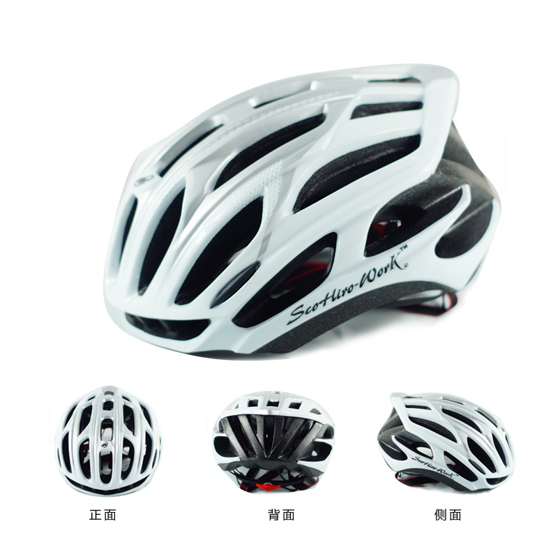 2017 new mountain bike riding cycling capacete cycling helmet bike molded Bicycle Helmet Mountain road helmets Bikes new bicycle helmets sunglasses cycling glasses 3 lens integrally molded men women mountain road bike helmets 56 62cm