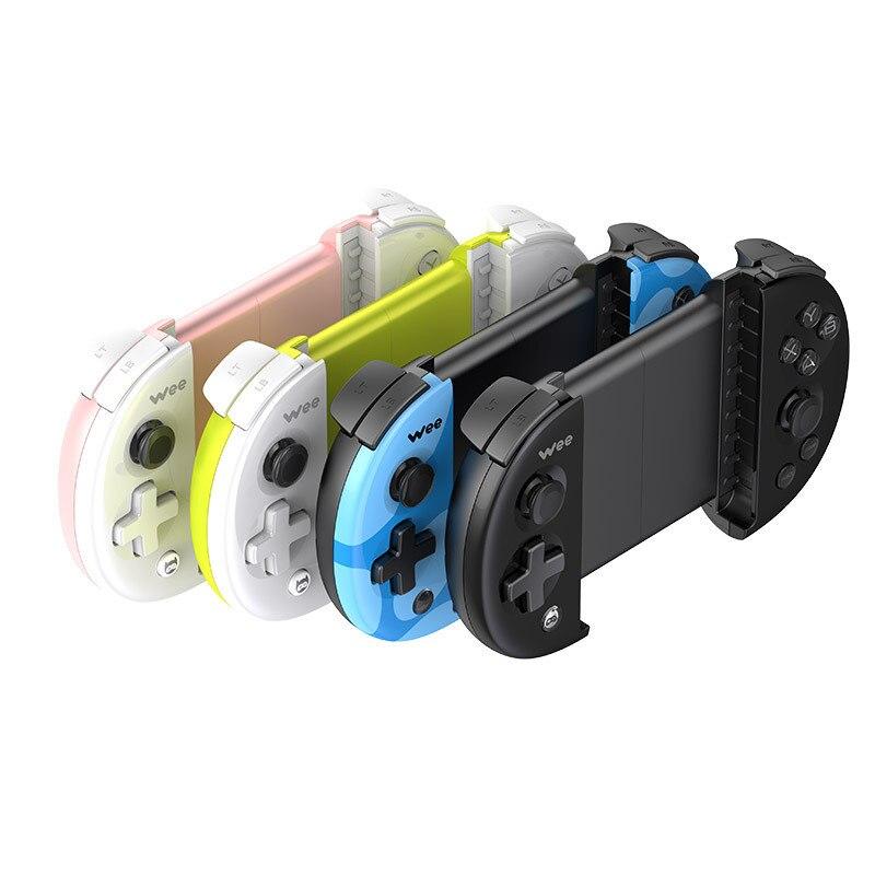 Bluetooth 4.0 IOS/Android Bluetooth manette de jeu avec câble USB pour Smartphone jeu - 6