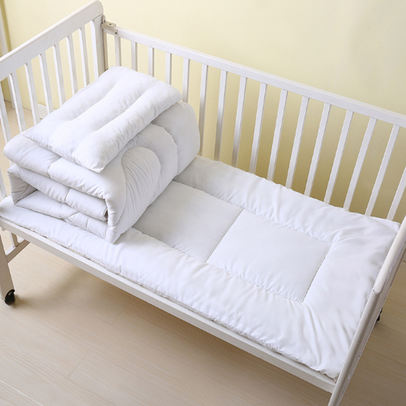 Children Mattresses 60 X 120cm Portable Baby Children Crib And Toddler Mattress Pad Cover Breathable Tatami Bed Sheet Cover