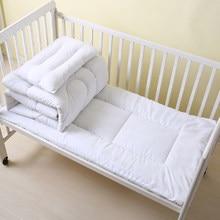 a4dfb57058f Los niños colchones 60x120 cm portátil de los niños del bebé cuna y niño  colchón cubierta transpirable Tatami hoja de cama cubie.