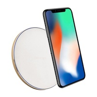 Qi Wireless Charger For Iphone X 10 8 Plus For Samsung S9 Plus S8 S7 S6