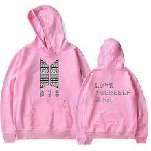 Love Yourself BTS Winter Hoodie [12 designs]