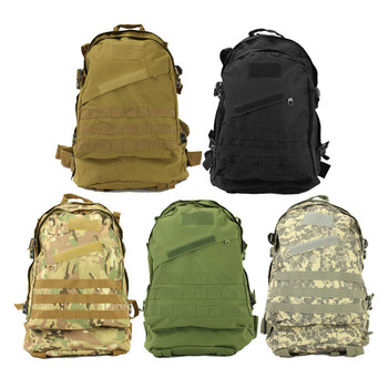 Tactical Military Backpack  Molle Backpack Men Women Outdoor Sports Army Camping Hiking Trekking Bag Hunting Nylon Softback