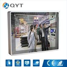 QI YU TAI Full waterproof Fanless Rugged Tablet Mini 10/12/15 Inch