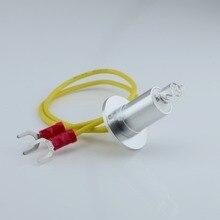 Dirui CS T240 cs300 cs400 cs600 cs800 analisador de química lâmpada halógena, dirui 12v20w