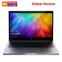 Глобальная версия Xiaomi notebook Air 13,3 четырехъядерный усовершенствованная версия распознавания отпечатков пальцев Intel Core i5 8250U 8 Гб 256 ГБ ноутбук