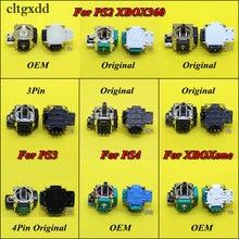 цена на cltgxdd 1PCS For Xbox 360 Xboxone For PS2 PS3 PS4 Pro PS4pro Controller 3D Analog Joystick Stick Sensor Repair Parts