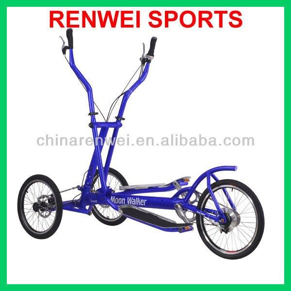 Elliptical Road Bike Cost: 2013 Newest Aluminum Adult Streetstrider/ Mobile
