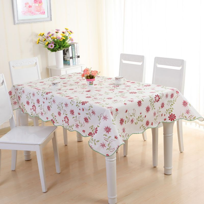 137180cm wipe clean pvc vinyl tablecloth dining kitchen table cover protectorchina. beautiful ideas. Home Design Ideas
