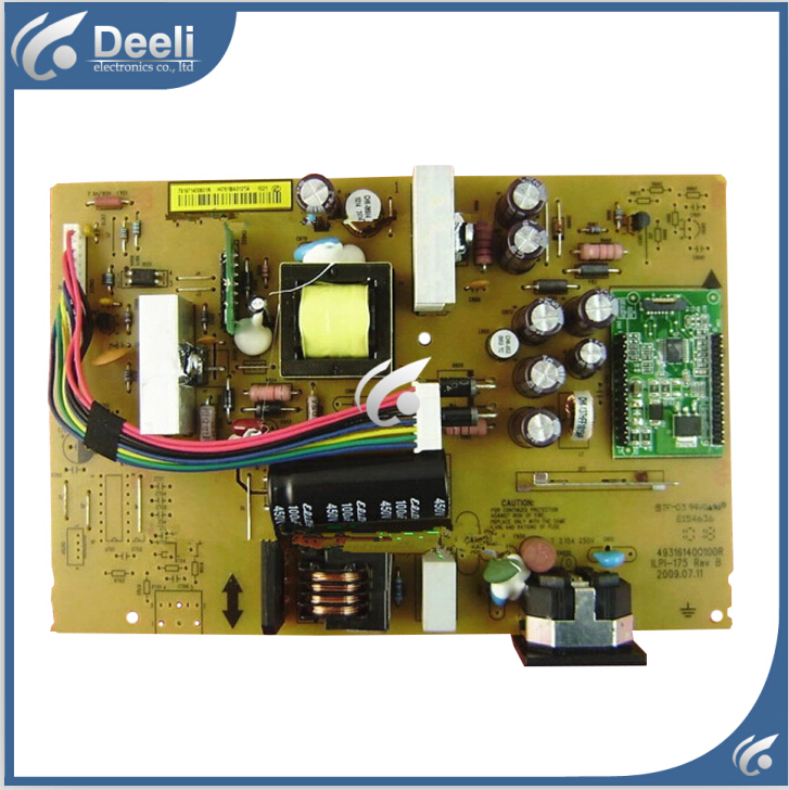 100% new original for 193E1 LE19Z6 MWE1193T power board L1970 ILPI-175 GOOD WORKING 491771400700r ilpi 107 power board for vx2433wm