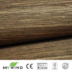 2019 MEIN WIND Grasscloth Tapete meer gras 3D tapeten designs vorhänge wandmalereien rolle marmor nach raw jute wand papier