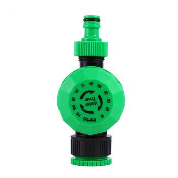 Ogród mechaniczne czasowy wyłącznik przepływu wody automatyczne wody rozrządu ogród kontrolera systemu nawadniania podlewania narzędzia mechaniczne tanie i dobre opinie Ogród wodny timery Z tworzywa sztucznego Mechanical Water Timer