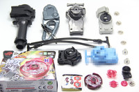 DS Cyber Pegasus Pegasis 4D Metal Fight Beyblade Astro Spegasis 4pcs Different Launcher 1 Hand 1