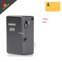 Free Shipping New Version Aokatec AK G9 GPS Receiver Wireless For Nikon DSLR Camera D90