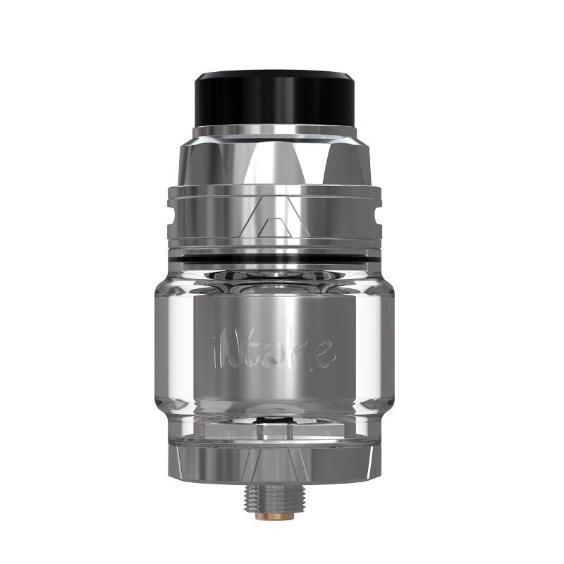 Augvape d'admission RTA Cigarette électronique atomiseur étanche flux d'air inférieur Direct à bobine simple bobine 24mm 4.2 ml atomiseur réservoir - 2