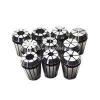 10 шт. (1-10 мм) стандарт ER16 Зажимы Цанга для шпинделя двигателя/гравировка/фрезерования/шлифования/скучно/сверления/Нажатие A5