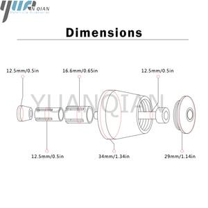 Image 5 - CNC motorfiets stuur hand handvat bar grips eindigt Voor Yamaha YBR 125 YZF R1 R3 R6 R125 R25 TTR RSZ CBR600 YZF600 met YZF