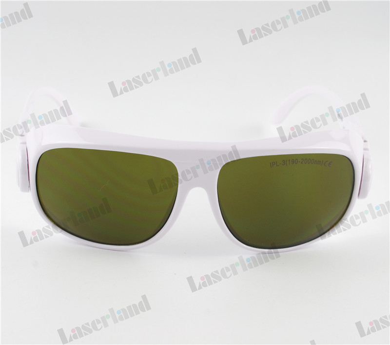 EP-IPL-3-1 Professional CE Certificated190nm-355nm-405nm-850nm-980nm-1064nm-2000nm IPL Laser Eye Protective Glasses Goggles ipl safety glasses ipl 3 190 2000nm ce for laser beauty machines