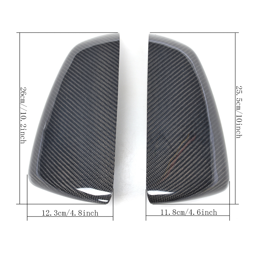 2015 Cadillac Srx For Sale: Carbon Fiber Full Replacement Side Rear Back View Mirror