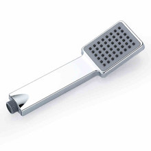 NEW PVIVLIS Shower Handheld Water Saving Heads Square Bath Head  ABS With Chrome 012