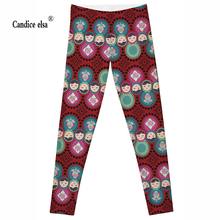Leggings 2016 New Arrival Summer Styles Sexy Fashion Women Fitness SET of DOLL Pencil Trousers Jeggings