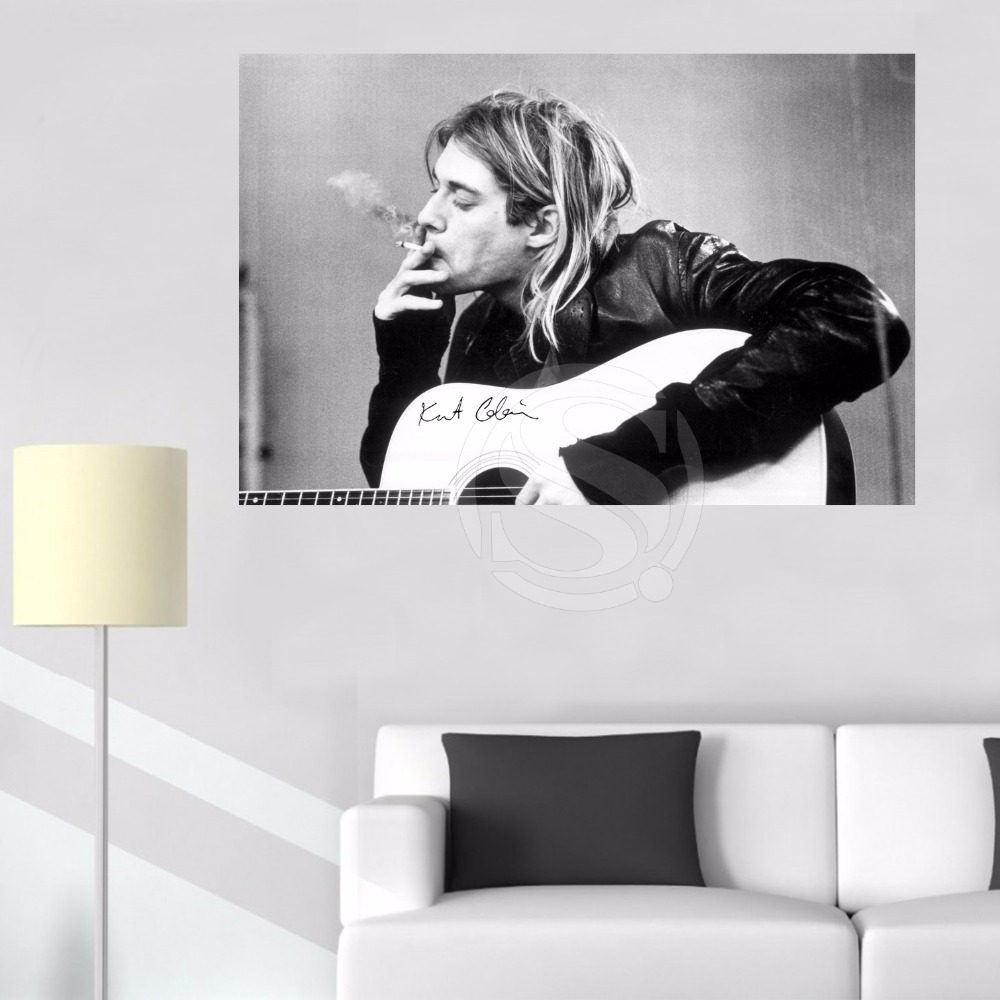 Großhandel kurt cobain painting Gallery - Billig kaufen kurt cobain ...