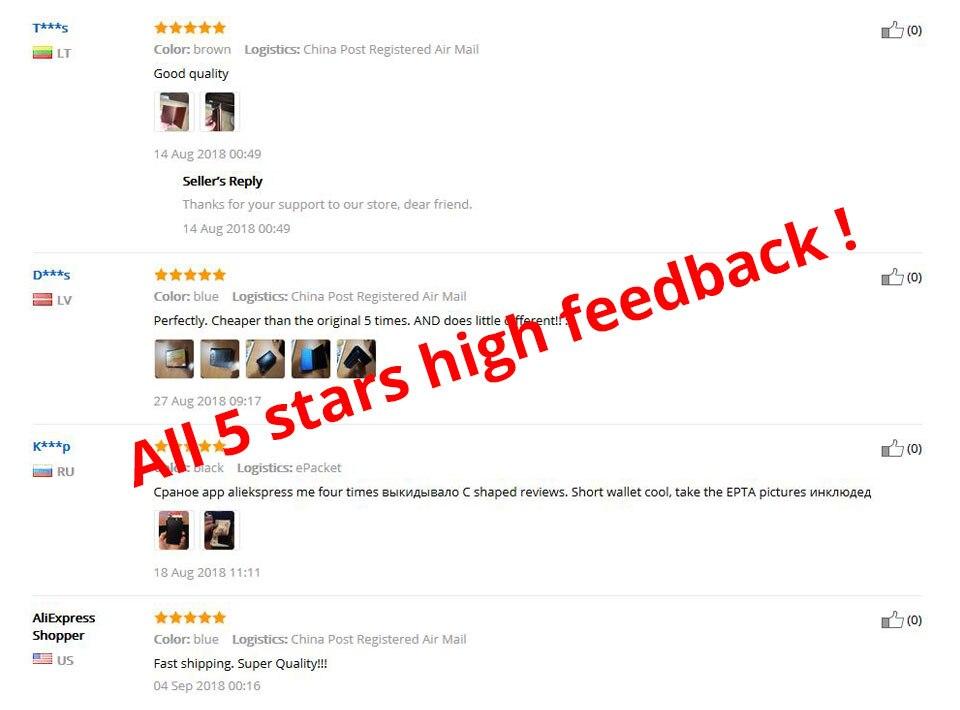 High feedback