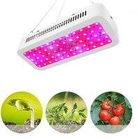 60 led Plant Grow Gloeilamp Volledige Spectrum Groeiende Lamp kit IR UV verlichting voor Hydro Kas Groente Indoor kamer cultivo