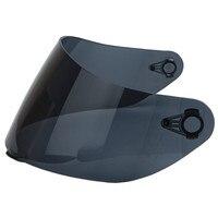 TOP Quality K3 SV K5 Full Face Motorcycle Helmet Lens Helmets Visor Shield Smoke Not