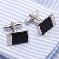 High-end men's French shirt cufflinks authentic foreign-style cuff nail Europe and the United States fashion suits cuffs buttons