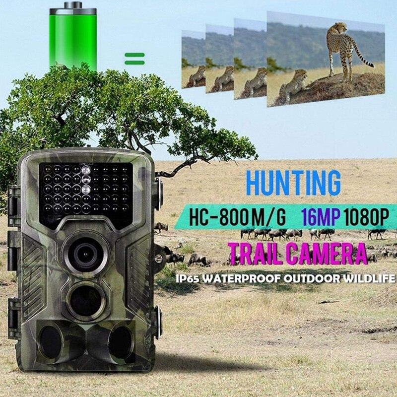 20 M 3G 16MP 1080 p HD caméra de chasse caméra de piste Portable IR Animal de la faune WCDMA