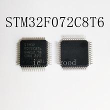 10PCS STM32F072 STM32F072C8T6 LQFP48 In Stock