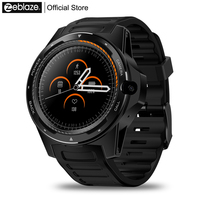 New Flagship Zeblaze THOR 5 Dual System Hybrid Smartwatch 1.39 AOMLED Screen 454*454px 2GB+16GB 8.0MP Front Camera Smart watch