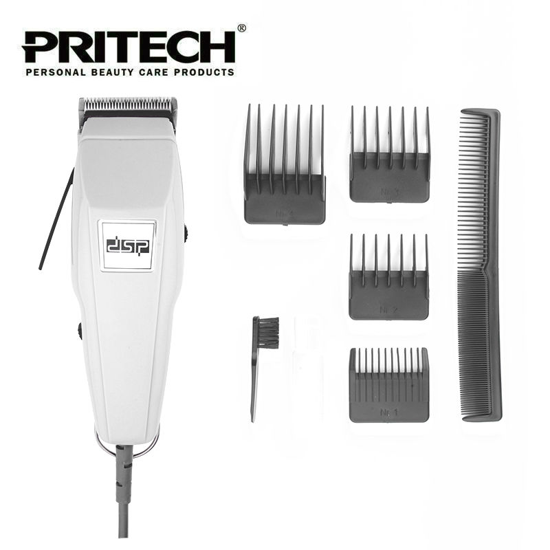 PRITECH Professional Hair Trimmer Hair Clipper Electric Shaver Beard Trimmer Men Styling Tools Shaving Machine Cutting 50pcs variety curvature convenient disposable eyelash brushes knife trimmer clipper tools safety shaver clips professional2