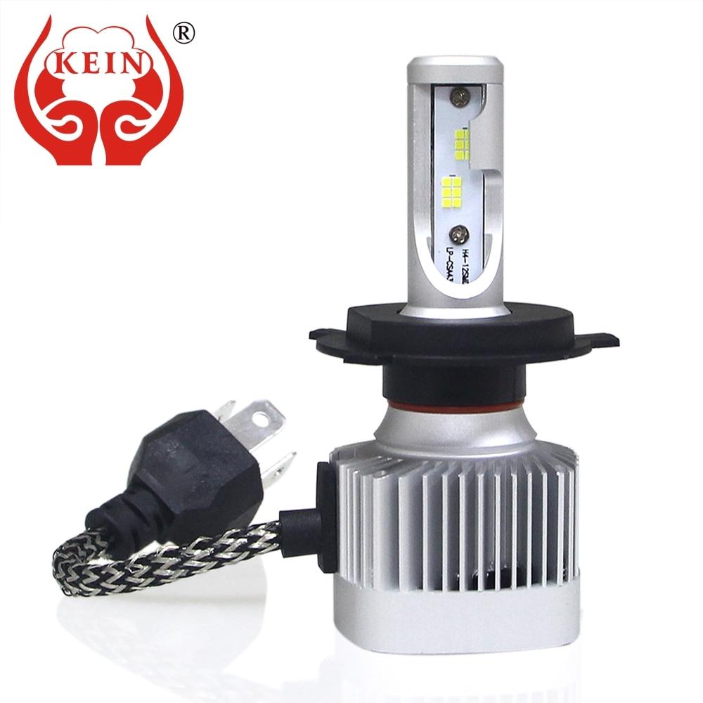 KEIN H4 H7 H8 H11 H10 H16 9005/HB3 9006/HB4 CSP LED Auto auto Scheinwerferlampe Hallo-Lo Strahl 48 Watt 3600LM Nebelscheinwerfer 6000 Karat 12 V 24 V lampe