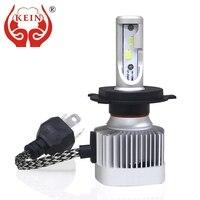 KEIN H4 H7 H8 H11 H10 H16 9005 HB3 9006 HB4 CSP LED Auto Car Headlight