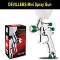 air gun devilbiss mini spray gun 1.2mm aerografo pistolas mini gun sprayer furniture paint hvlp automotive car paint gun gelcoat