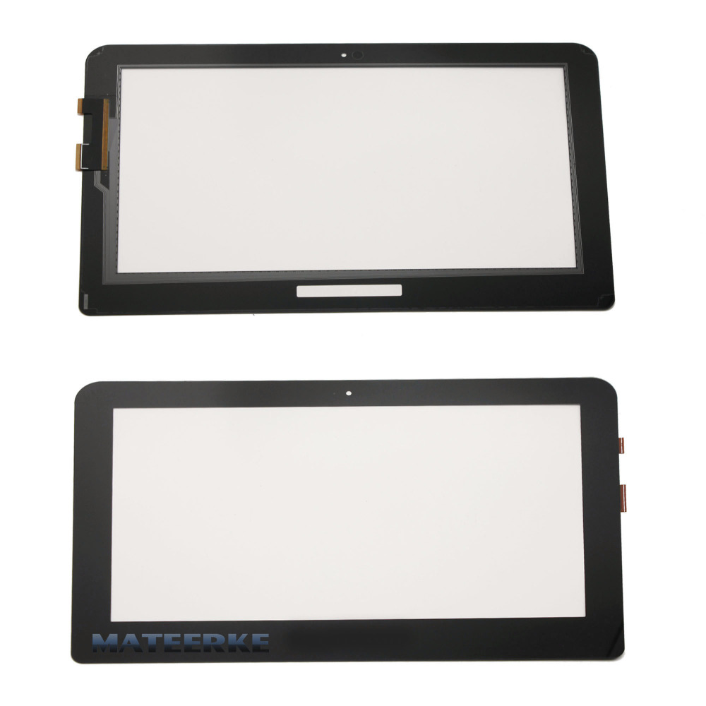 100% New 11.6'' For HP Pavilion X360 11K 11-k series Touch Screen Digitizer Glass Replacement,SFEBQ 11 6 inch laptop screen assembly lcd led display touch glass panel digitizer for hp pavilion x360 11k 11 k