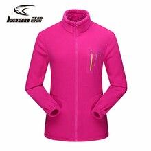 LXIAO High Quality Women Softshell Jacket Outdoor Thermal Fleece Windbreaker Female Winter Coats