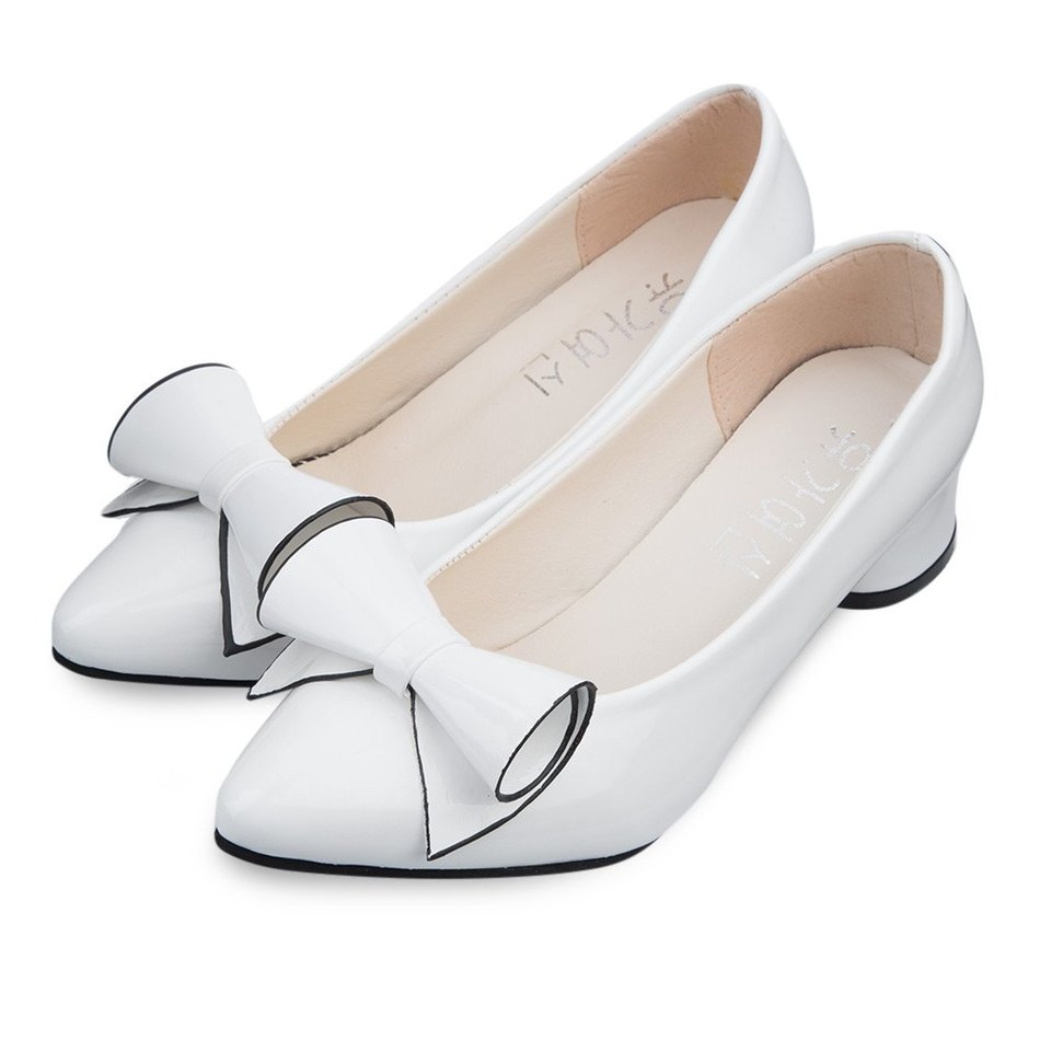 Popular White Low Heels-Buy Cheap White Low Heels lots from China