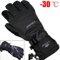 Umlife Men Women Ski Gloves Winter Warm Thermal Waterproof Motorcycle Cycling Snowboard Skiing Snow Gloves Unisex