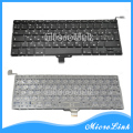 New keyboard For Macbook Pro A1278 RU Russian KEYBOARD 2009 2010 2011 2012 2013