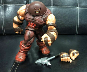 Image 2 - Diamond Select DST X Men Juggernaut Action Figure Loose