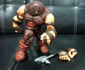 Image 2 - Elmas seçin DST x men Juggernaut Action Figure gevşek